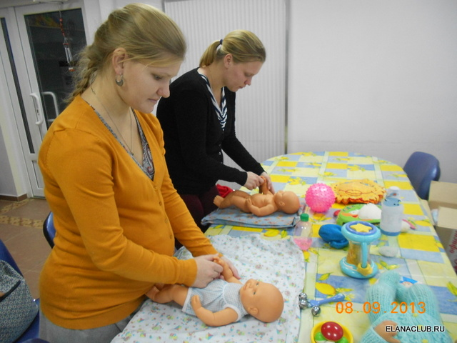 Наглядное пособие для мамы гимнастические комплексы детей грудного возраста